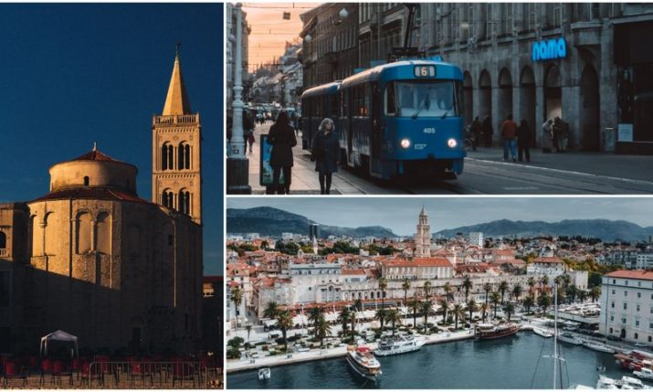 How Croatian cities & towns got their names