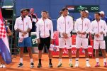 Croatia names team for Davis Cup play-off v India, Coric ruled out