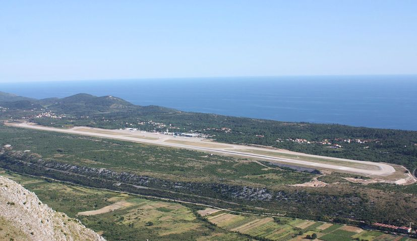 First runway race to take place at Dubrovnik Airport