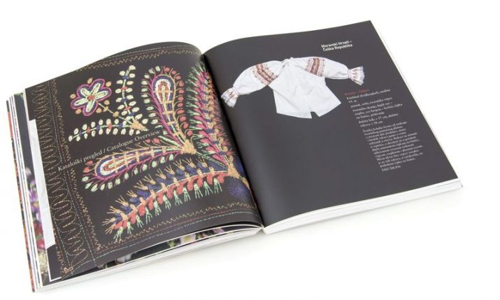 First Croatian diaspora folk clothing collection catalogue presented