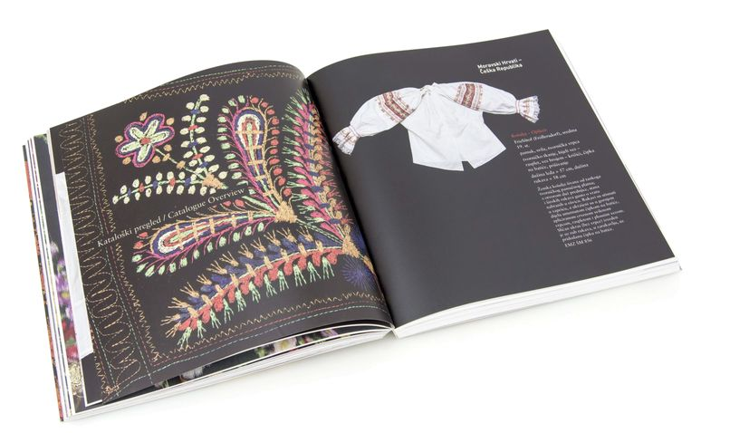 First Croatian diaspora folk clothing collection catalogue presented
