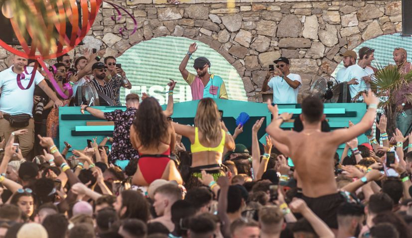 Hideout beach party on Pag line-up announced