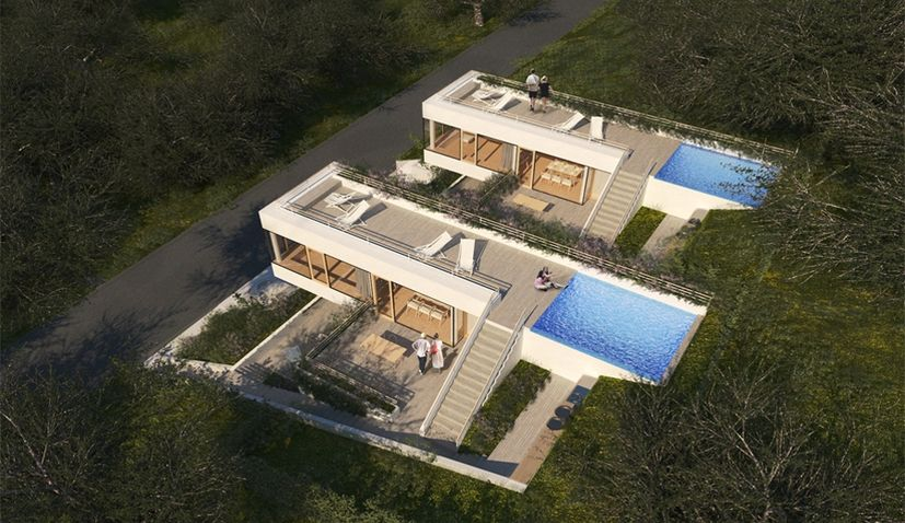 Holiday home on Korcula wins German Design Award 2020