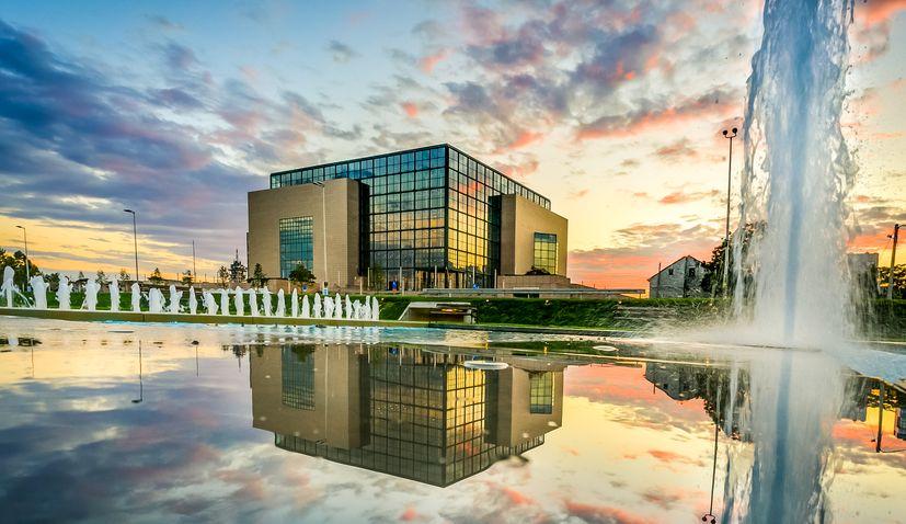 National & University Library in Zagreb celebrates 413th anniversary