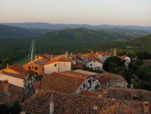 How croatian cities got their names