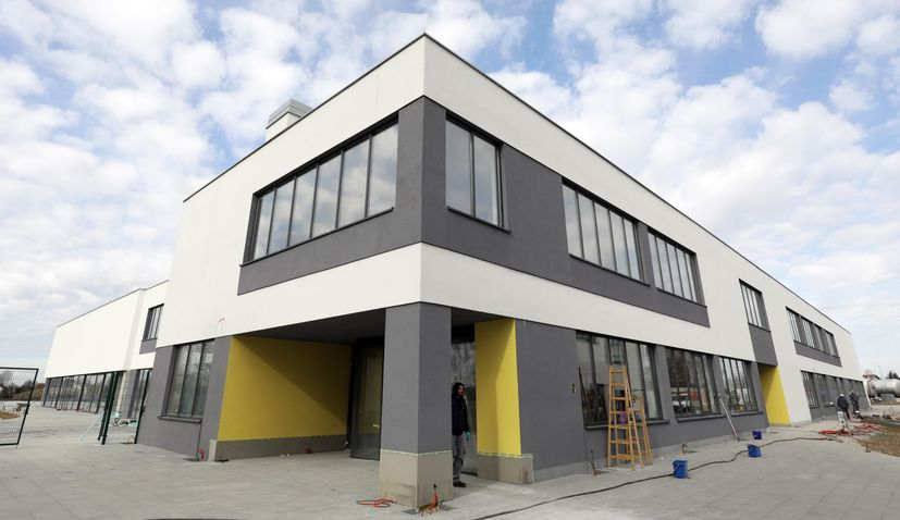 Croatian health tourism: Medical rehab hospital Naftalan playing big role