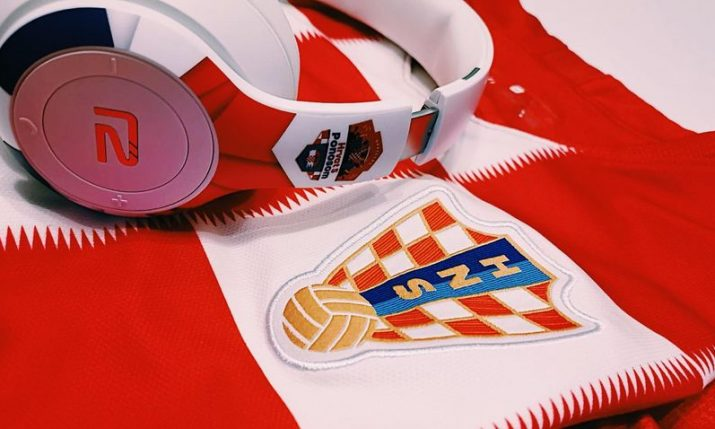 ready2music launch 'Croat with Pride' headphone design series