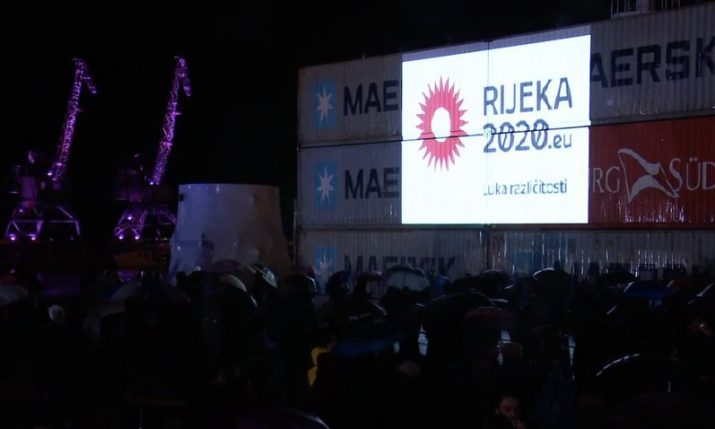 Rijeka inaugurated as 2020 European Capital of Culture
