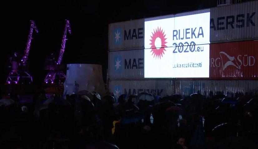Rijeka inaugurated as 2020 European Capital of Culture