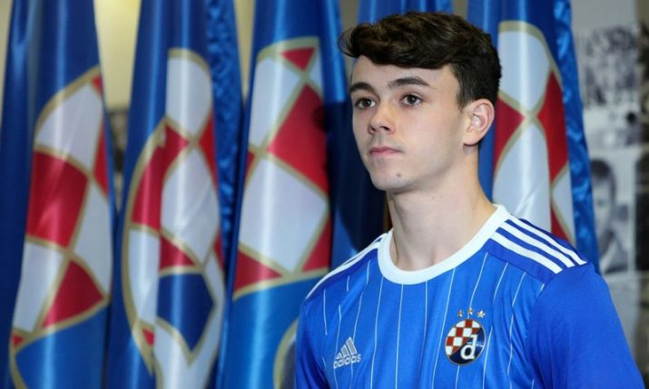 Arsenal talent becomes first British player to sign for Dinamo Zagreb