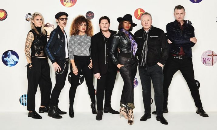 Simple Minds bringing '40 Years Of Hits' world tour to Croatia in July