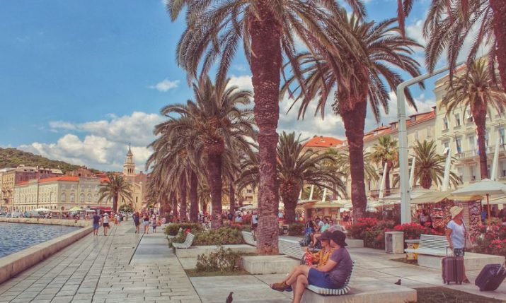 Weather in Croatia in Spring: AccuWeather release annual spring forecast