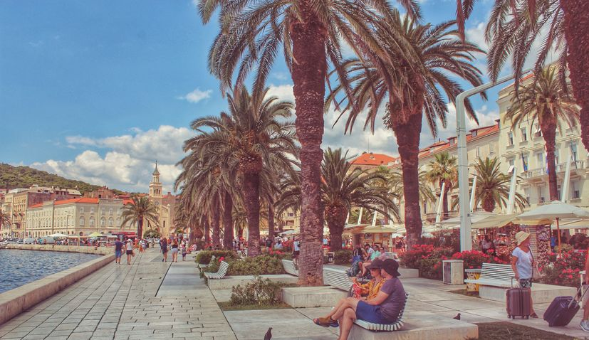 croatia safest country