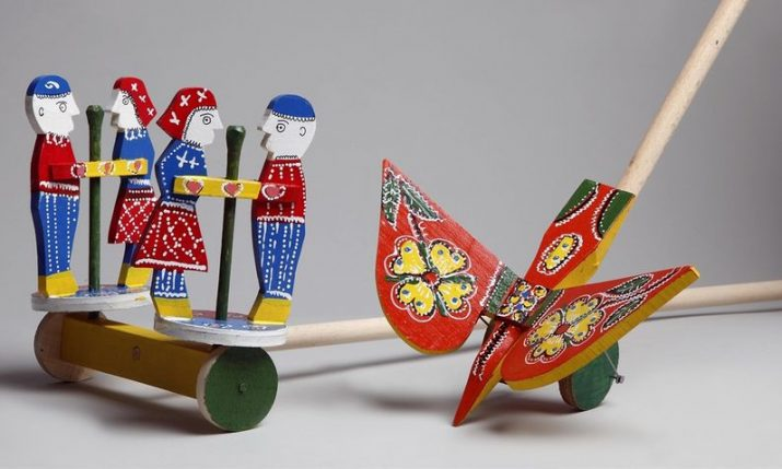 """Croatian toys between tradition and modernity"" exhibition opens in Ljubljana"