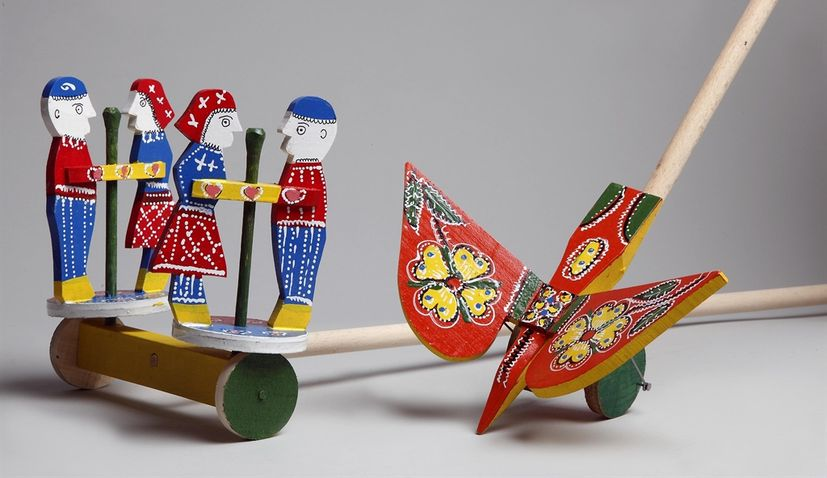 """""""Croatian toys between tradition and modernity"""" exhibition opens in Ljubljana"""