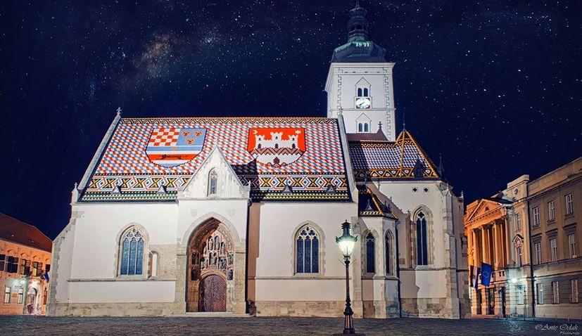 Catholic Church in Croatia cancels worship services