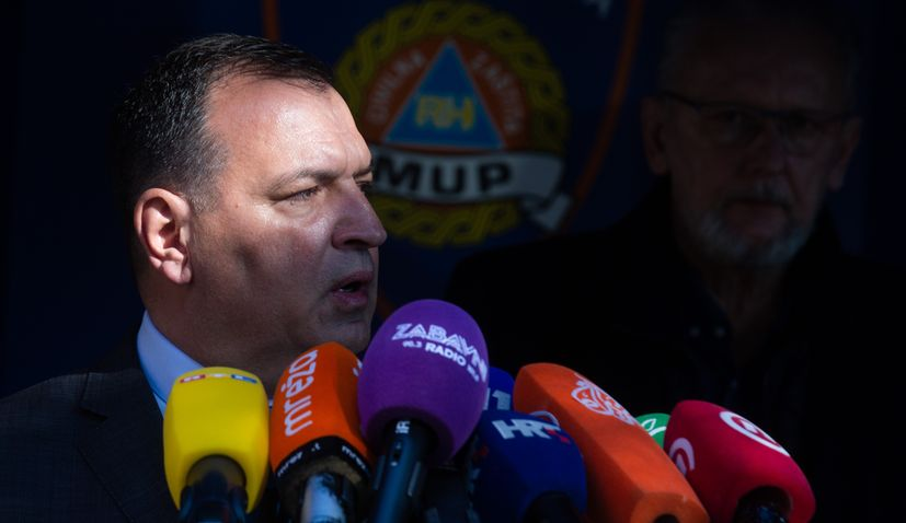 Croatia's health minister says no room for relaxing measures just yet