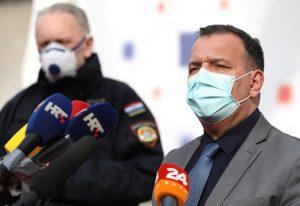 Croatia registers 230 new coronavirus infections, 35 deaths