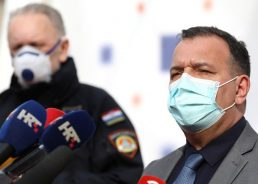 Hospital for infectious diseases in Zagreb to become centre for severe coronavirus cases