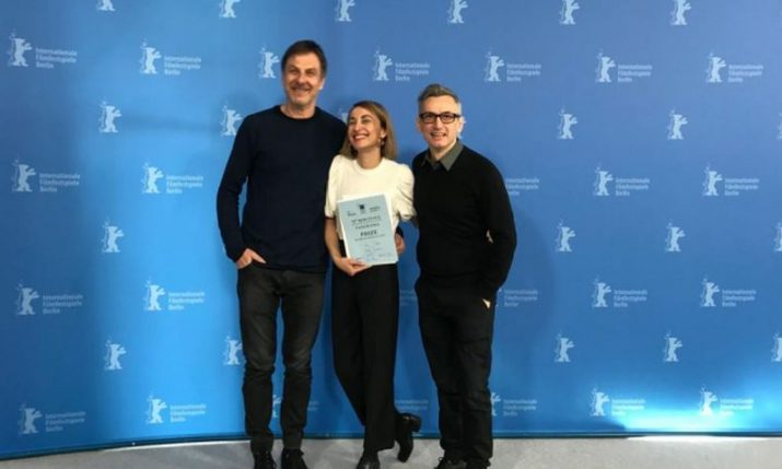 Great achievement for Croatian film as 'Father' wins Audience Award at 70th Berlinale