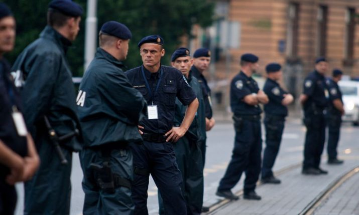Minister says police to step up patrols in Croatia