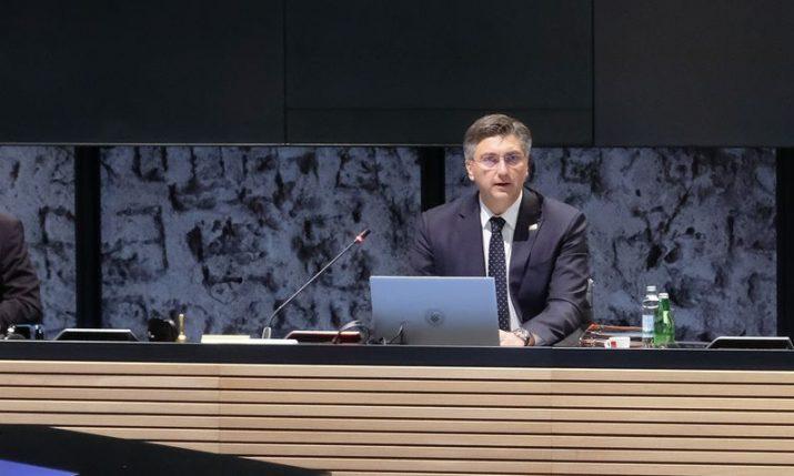 PM unveils Croatia's development strategy until 2030