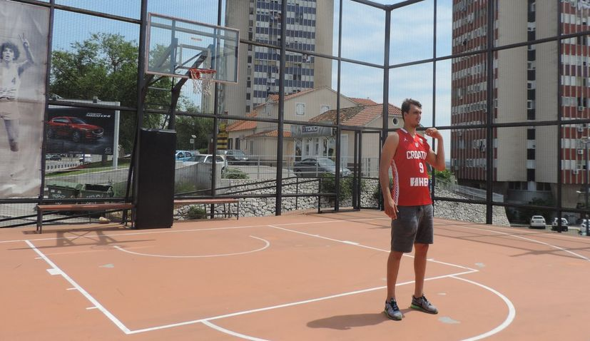 Film about the life of Croatian NBA star Dario Šarić now available on-demand