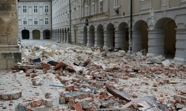 European Commission following situation in Croatia after earthquake, offers assistance