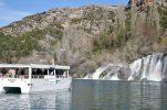 Krka National Park presents new electric catamarans