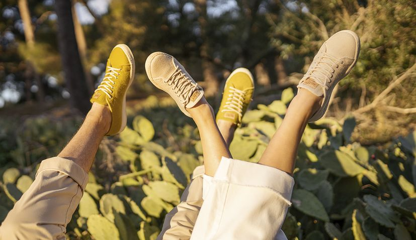 Croatian ecological sneakers a hit