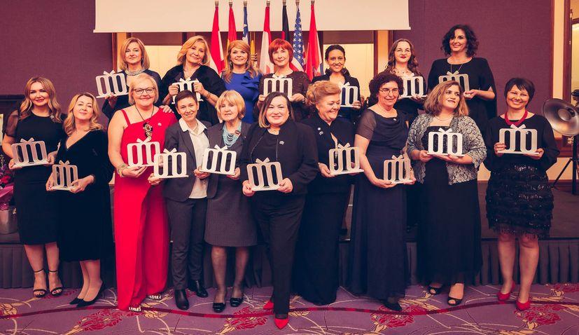 Croatian Women of Influence & Future Leader Awards presented