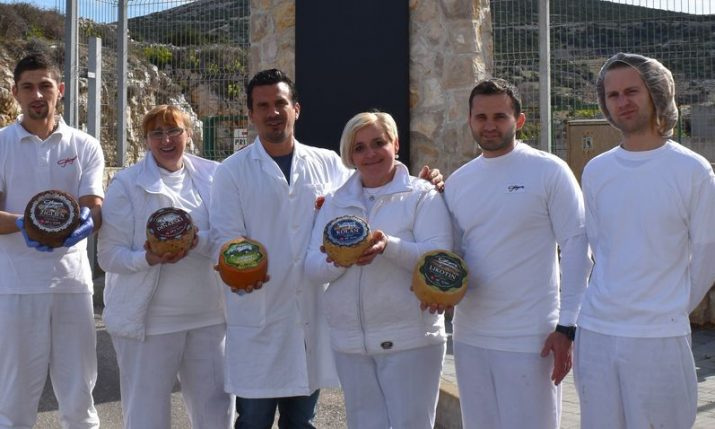 Croatia's Gligora wins at World Championship Cheese Contest in America
