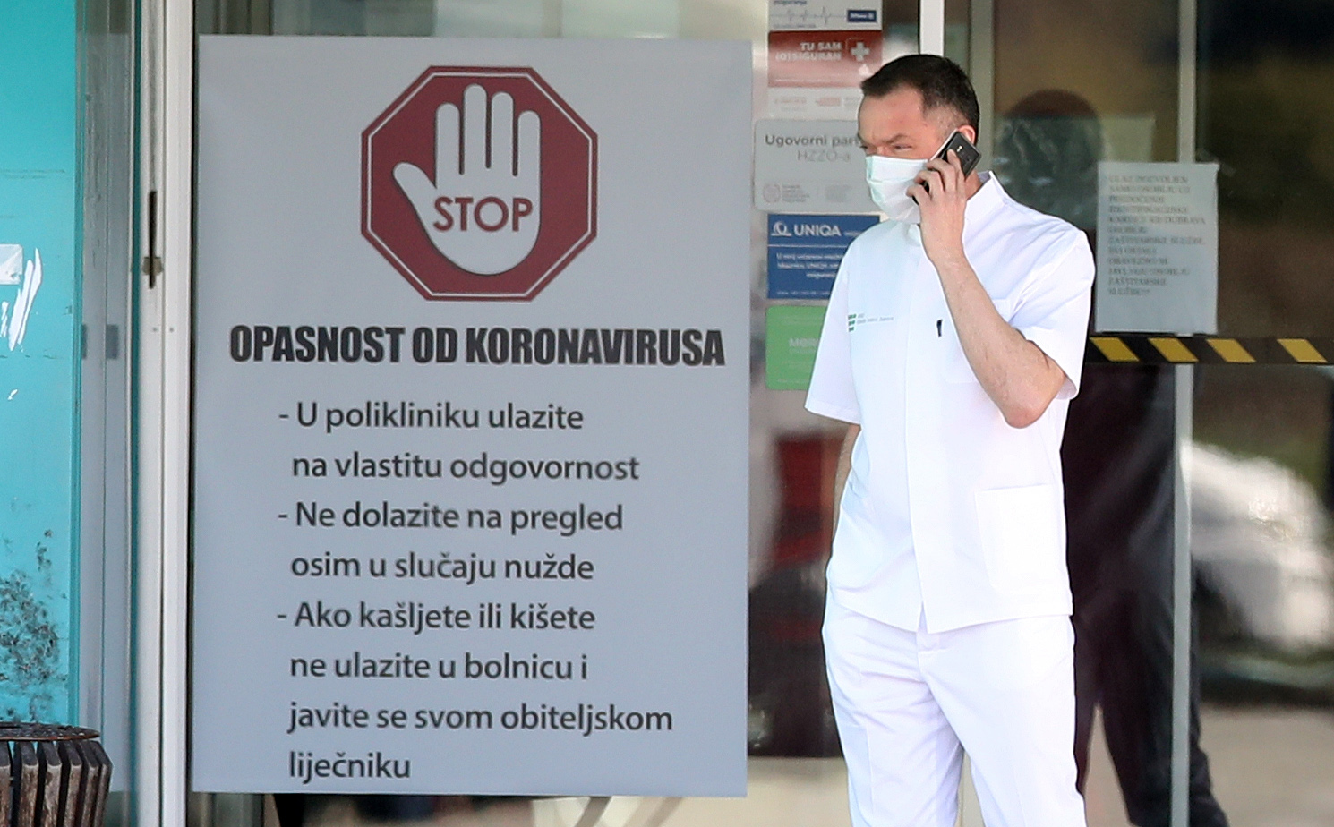coronavirus measures croatia