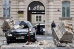 France sends aid to earthquake-hit Zagreb