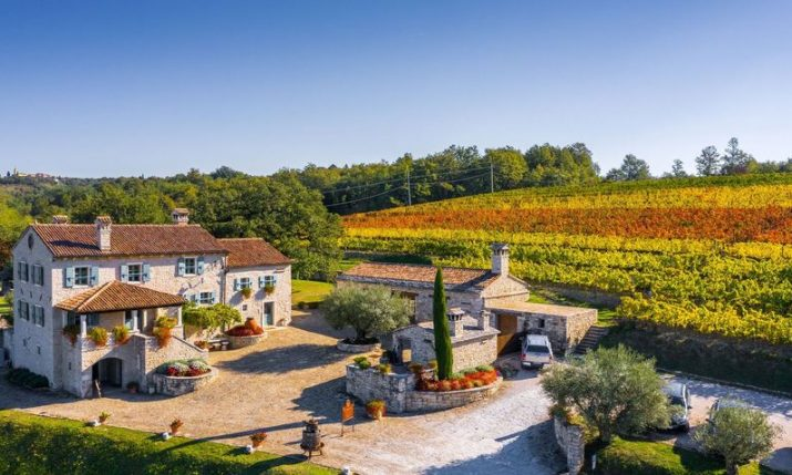 Discover one of the most beautiful boutique wineries in Istria