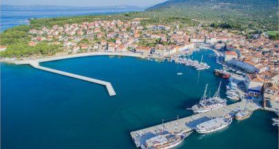 Upgrade of port on island of Cres well underway