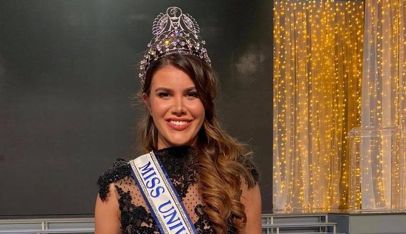21-year-old from Zadar crowned new Miss Universe Croatia