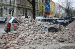 PHOTOS: Two earthquakes rock the Croatian capital Zagreb