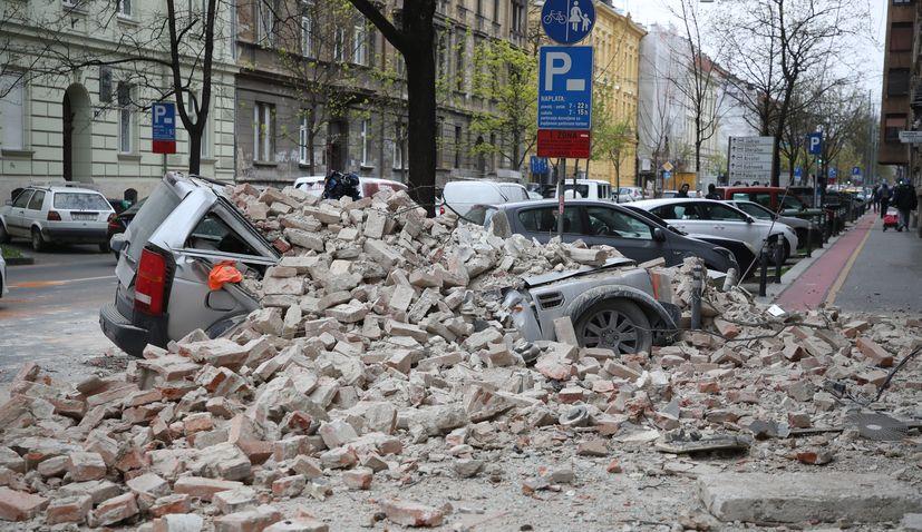 Croatian diaspora launch crowdfunding to help Zagreb after the earthquake