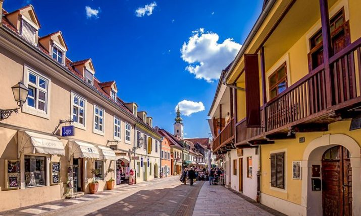 Croatian parliament adopts set of bills to help businesses affected by COVID-19