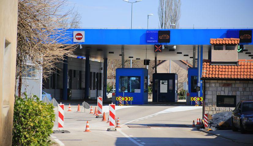 20 Croatia-Bosnia border crossings close on Thursday
