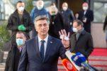 Croatian PM: Relaxing measures should not be sudden
