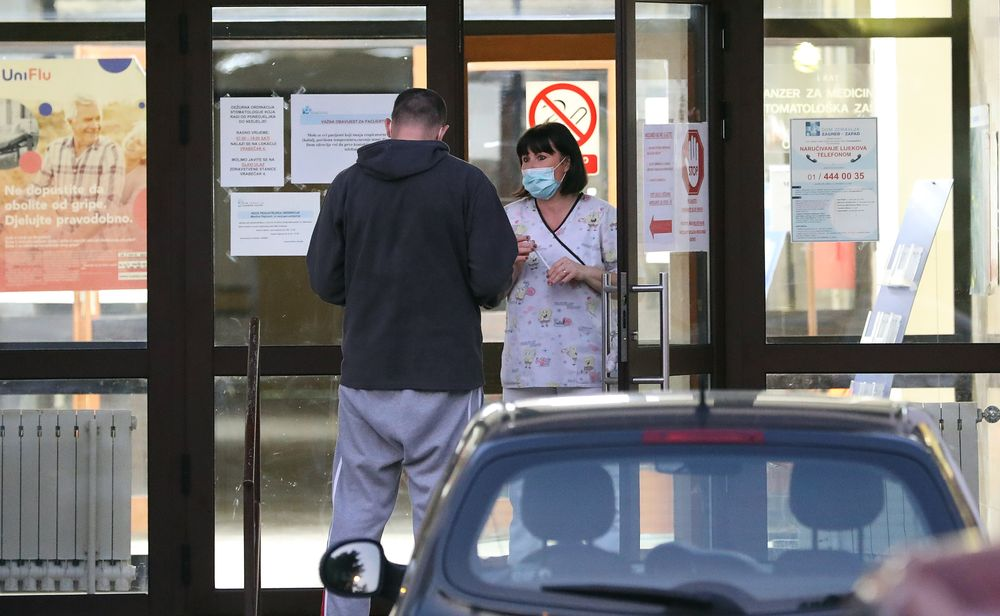 Croatian healthcare system