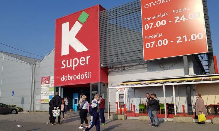 Working hours for stores in Croatia now restricted