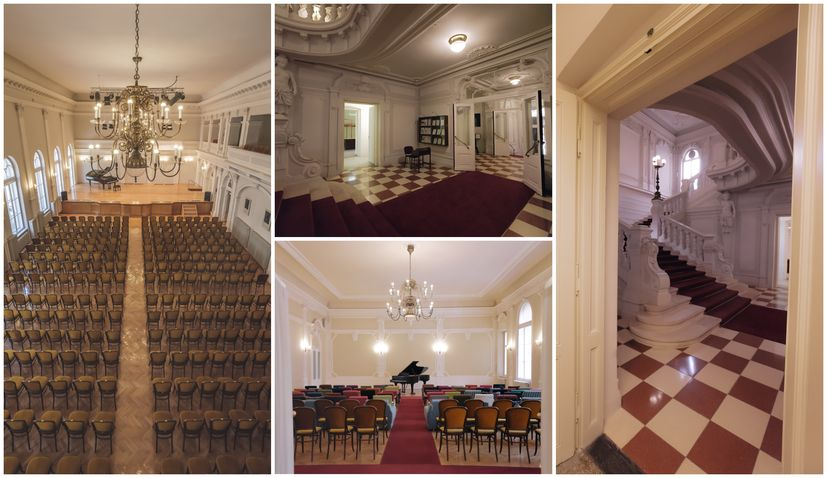 PHOTOS: A look through the impressive Croatian Music Institute