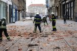 Earthquake damage €11 bn, Croatia applies for support from EU solidarity fund