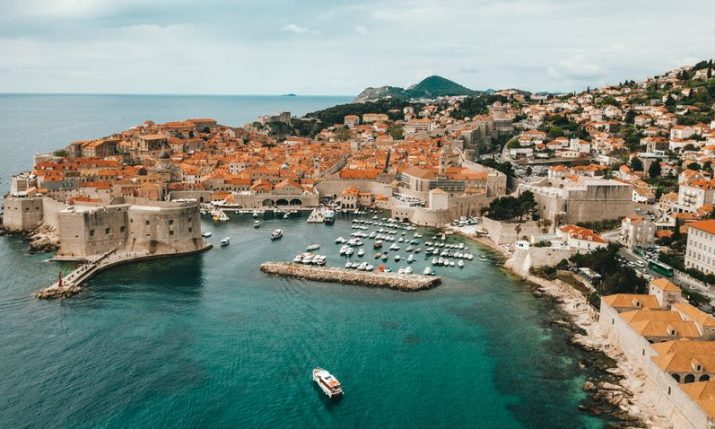 Croatia sees 99% fewer tourists in April than last year