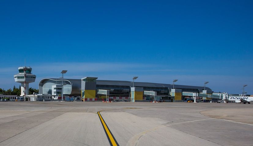 Dubrovnik Airport shuts down as worker tests positive for coronavirus
