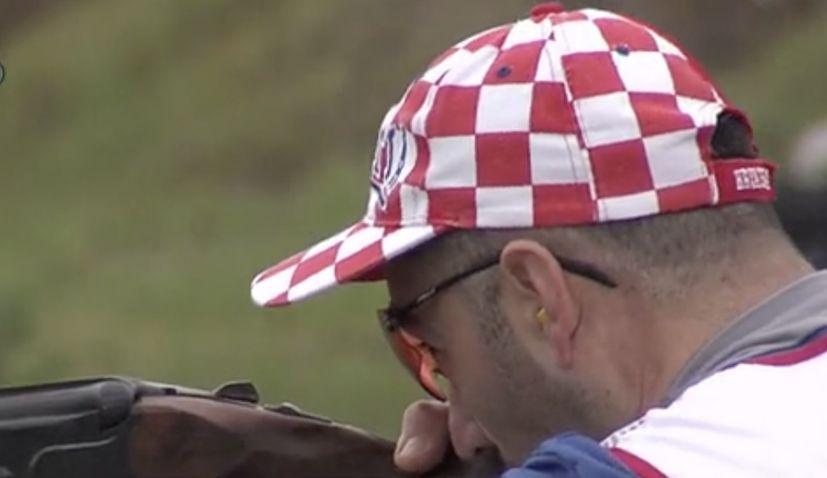 Croatia's Anton Glasnovic wins gold at World Cup Shotgun in Cyprus
