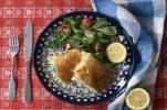 Croatian Recipes: Gužvara with Cheese and Swiss Chard